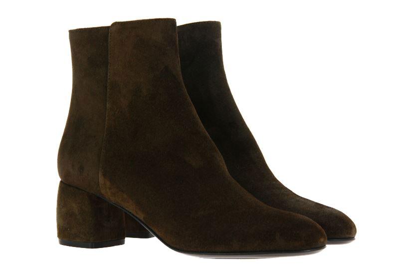 Attilio Giusti Leombruni ankle boots CAMOSCIO FOREST