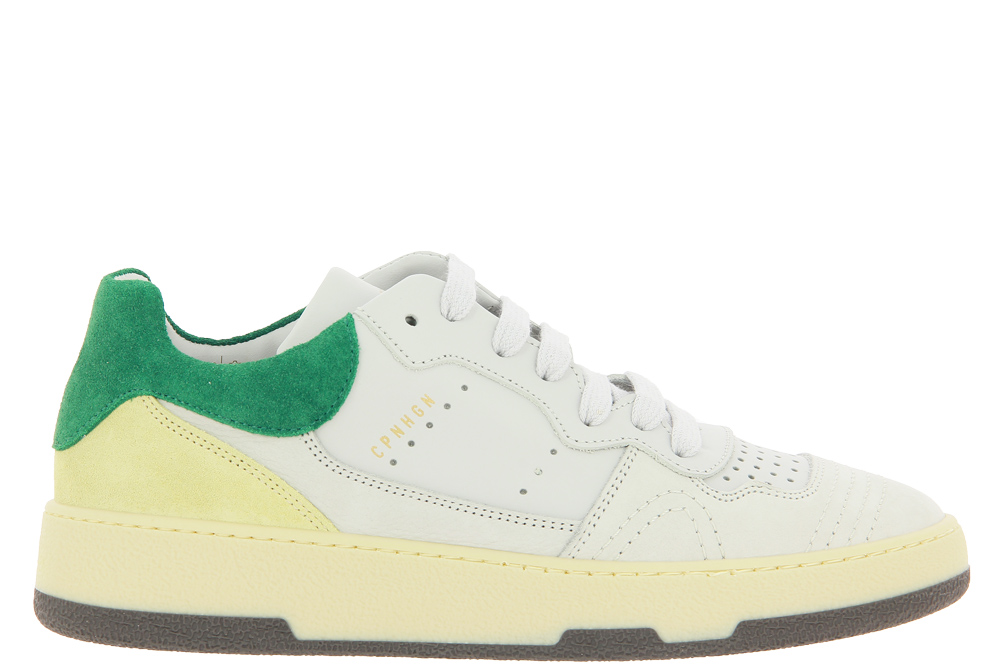Copenhagen Sneaker CPH461 CALF GREEN MULTI