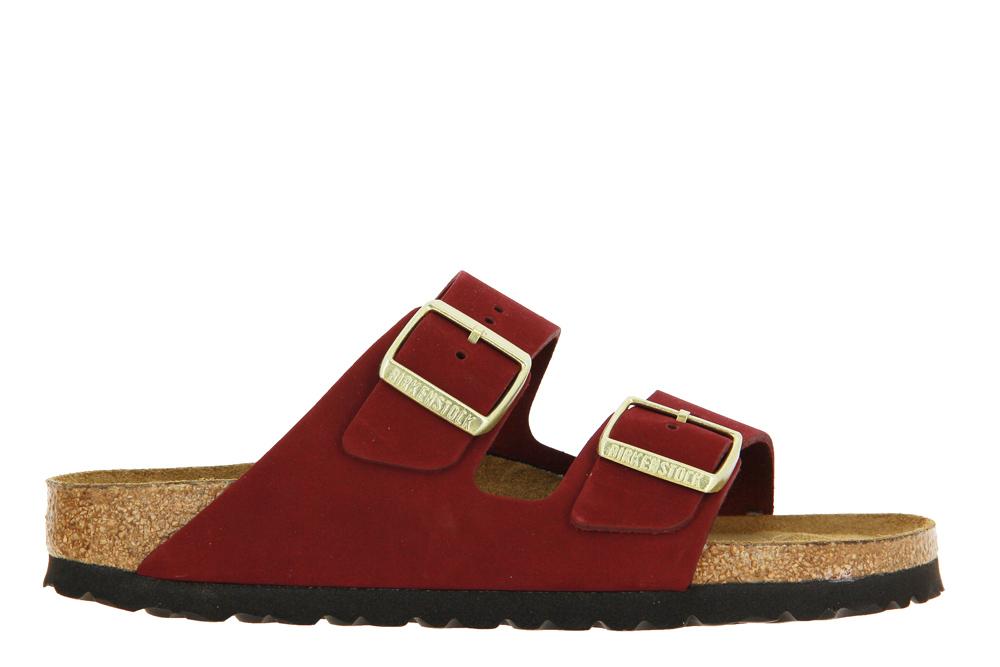 Birkenstock sandals ARIZONA SCHMAL MAROON