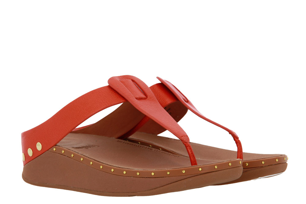 Fitflop mules ISABELLE STUD AMBER ASH
