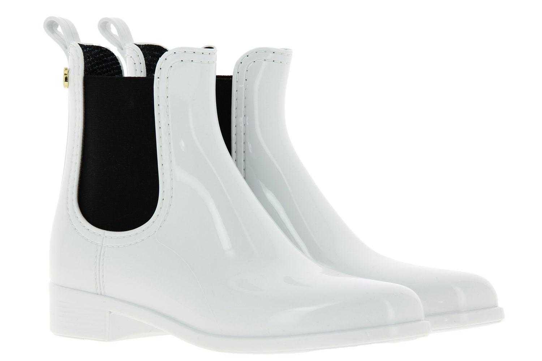 Lemon Jelly Chelsea boots PISA WHITE