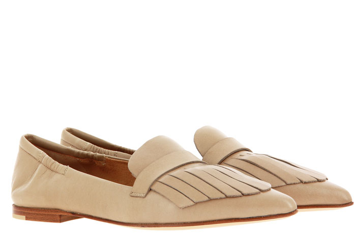 Pomme D'Or Slipper GLOVE NUDE (39½)