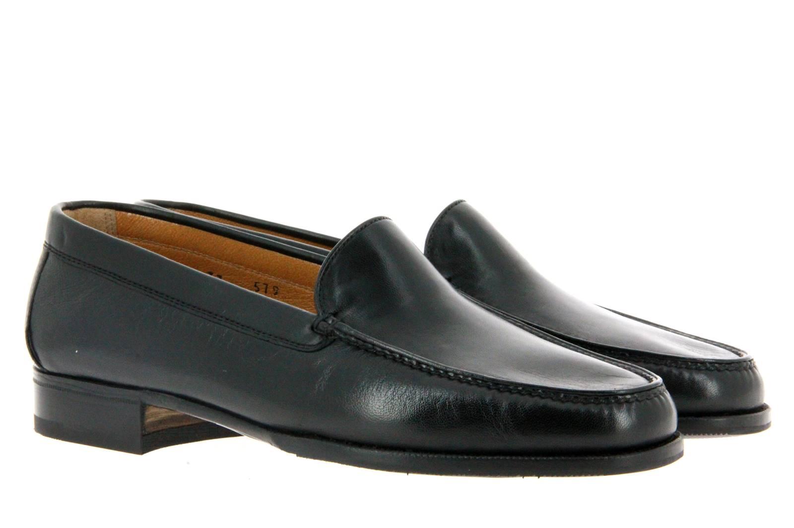 Gravati women's slipper NAPPA NERO