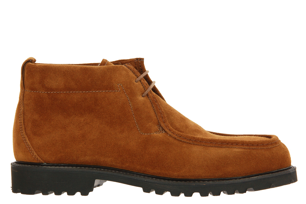 Ludwig Reiter ankle boots lined TOURING BOOT COGNAC
