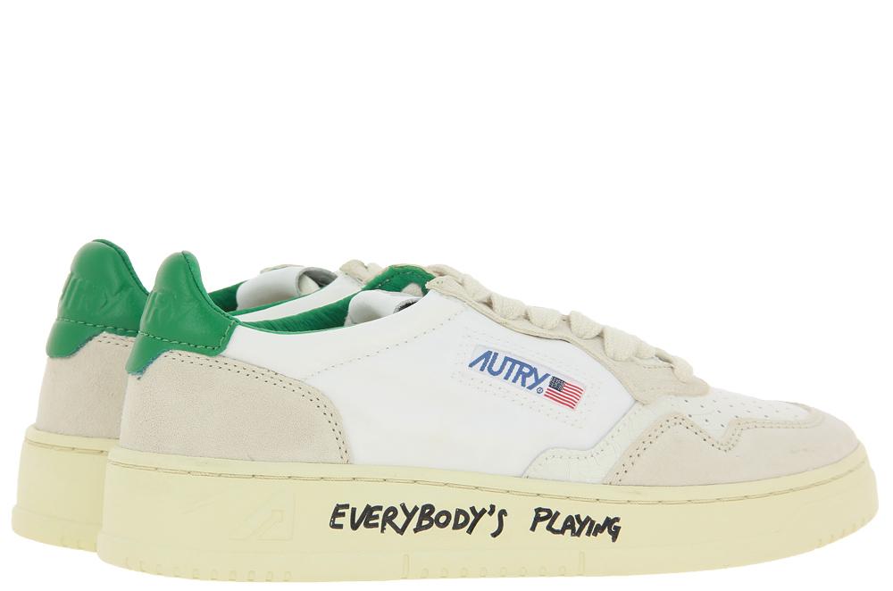 Autry Sneaker LOW WOMAN NYLON WHITE AMAZON