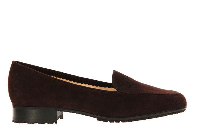 Brunate slipper STONE CAMOSCIO MORO