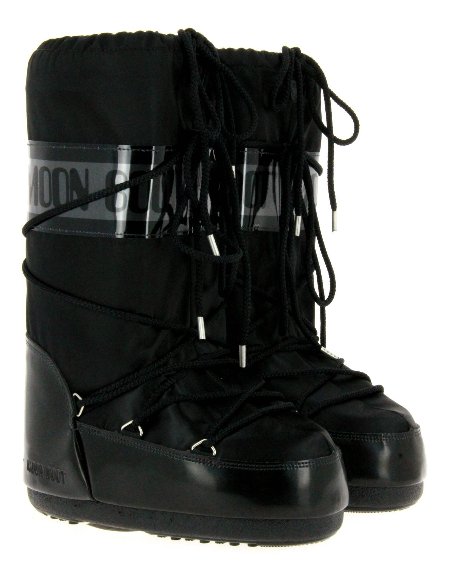 Moon Boot snow boots GLANCE BLACK