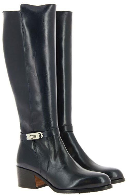Calpierre boots VIREL BLEU