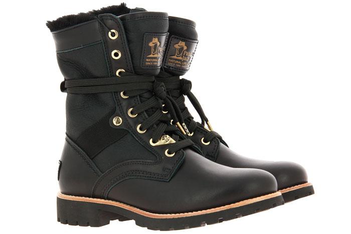 Panama Jack ankle boots lined RUTE BOOT IGLOO TRAVELLING NAPA NEGRO