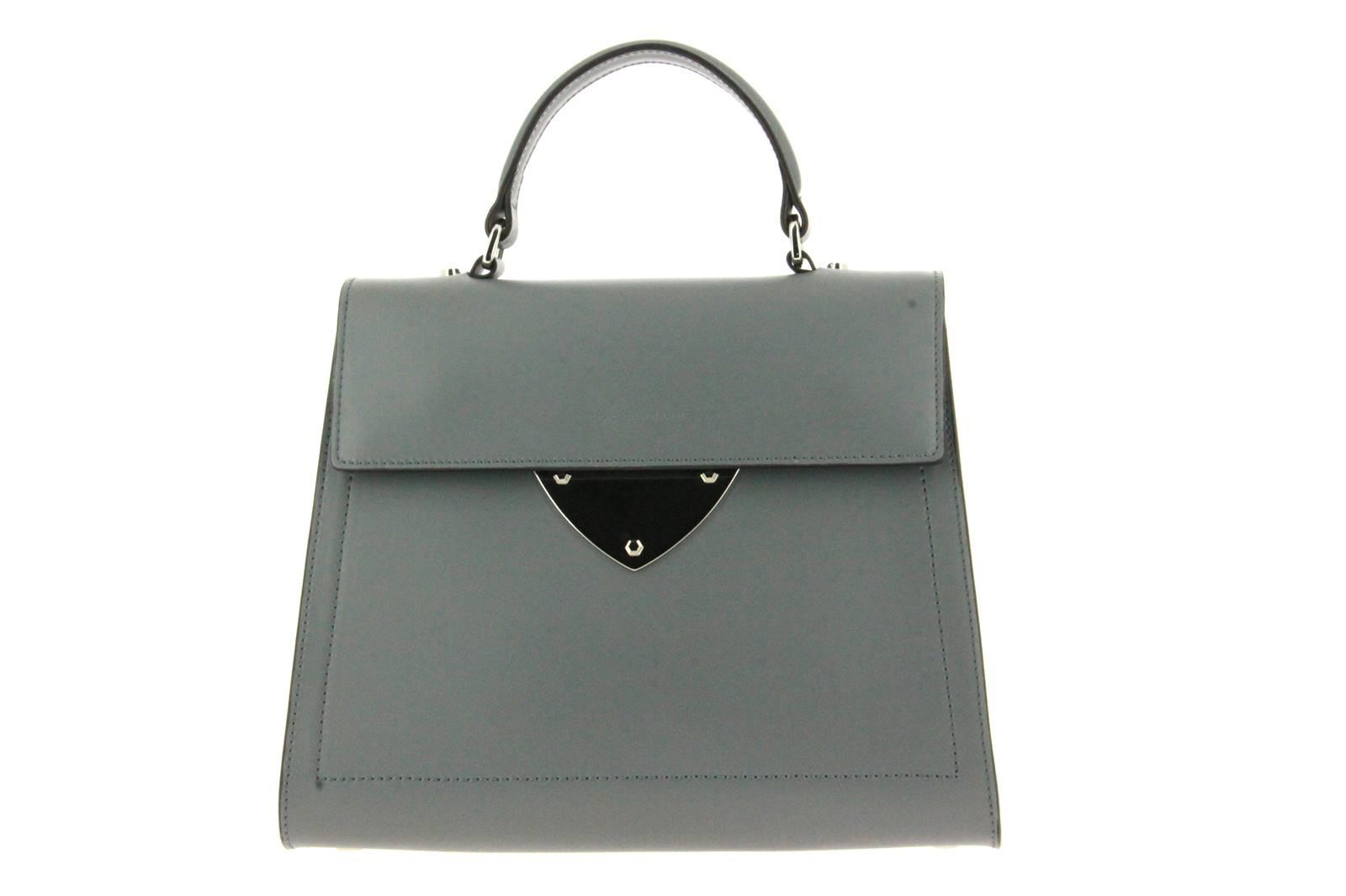 Coccinelle handbags BORSA PEL. CALF ASPHALT