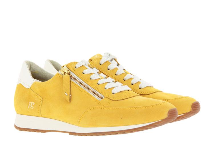 Paul Green sneaker NAPPA MANGO OFFWHITE