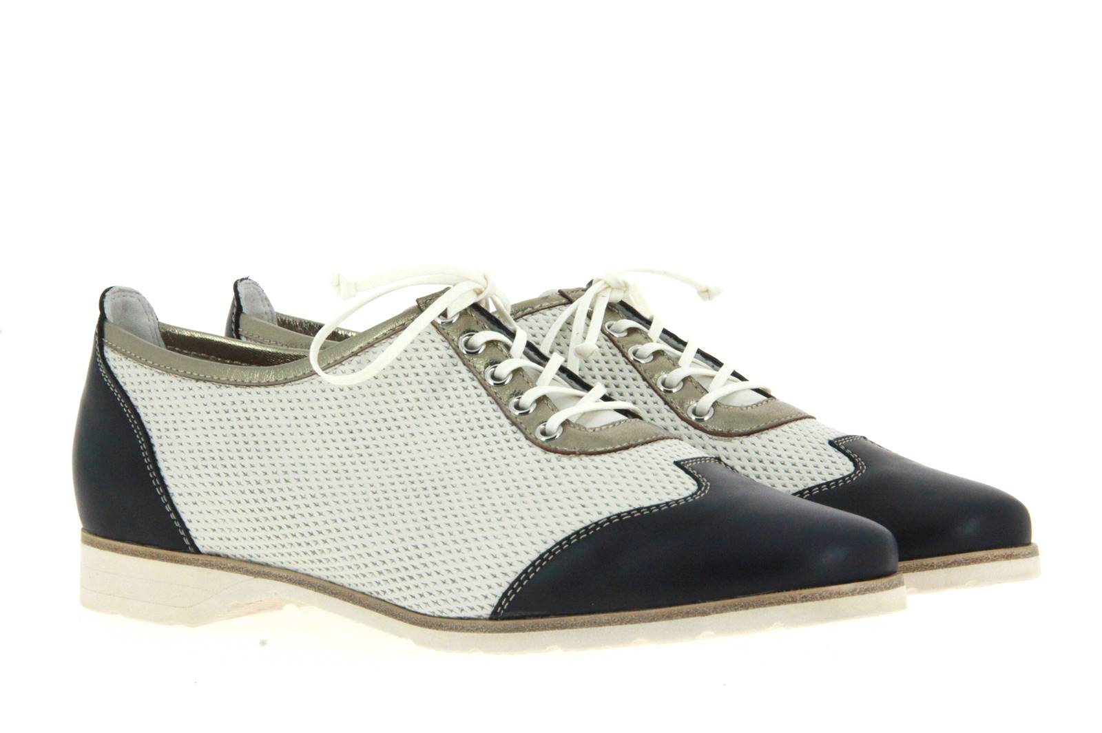 Maretto lace-up ICE BLEU ALBA