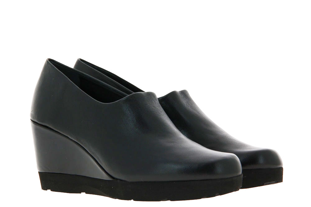 Thierry Rabotin wedge slipper FLECSHIN NERO