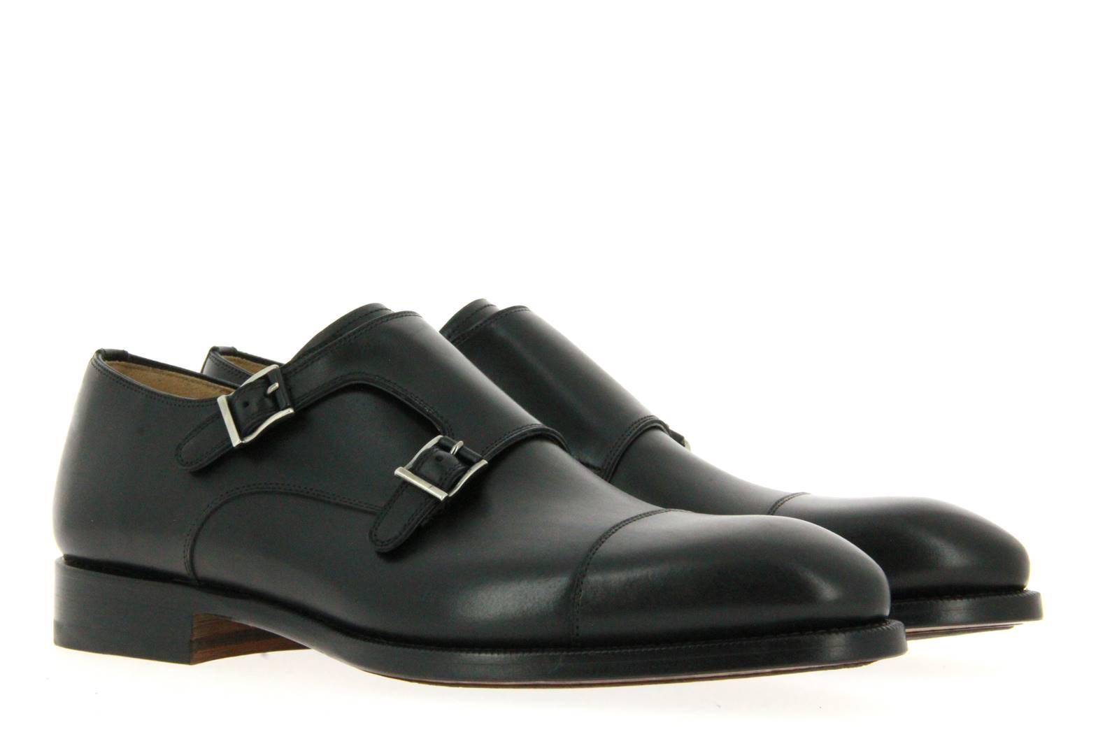 Maganni Monk Strips CATANIA BENITO BLACK (43½)