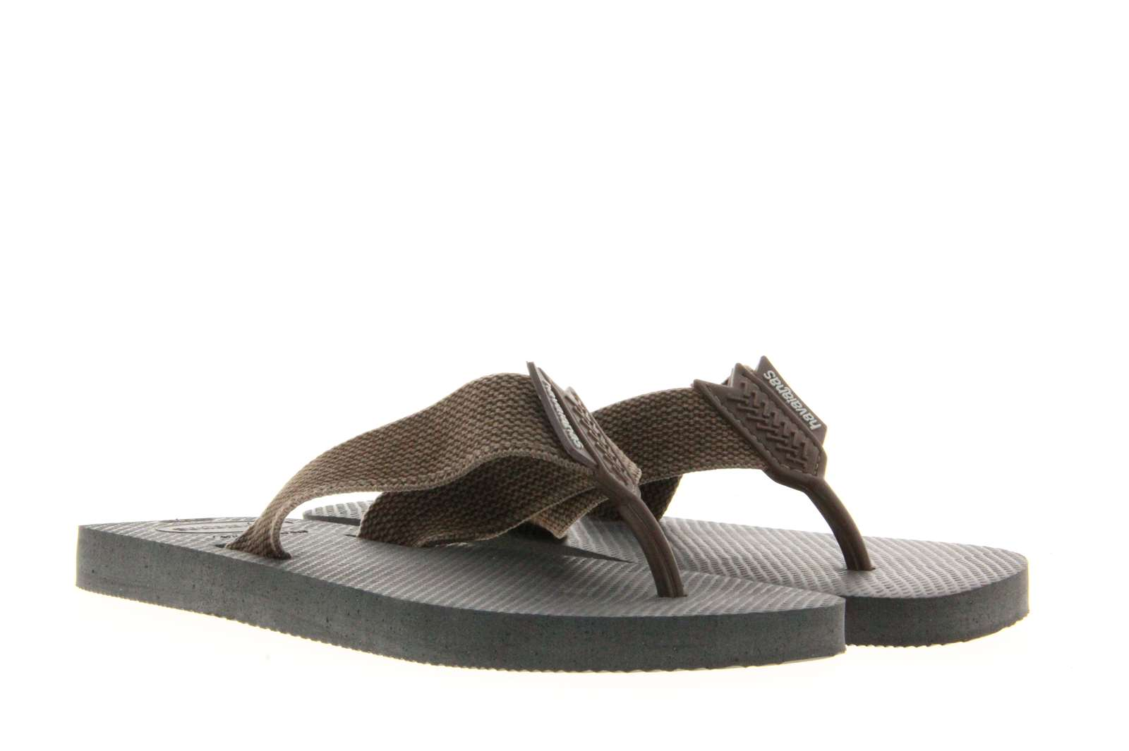 Havaianas toe sandals URBAN BASIC GREY DARK BROWN