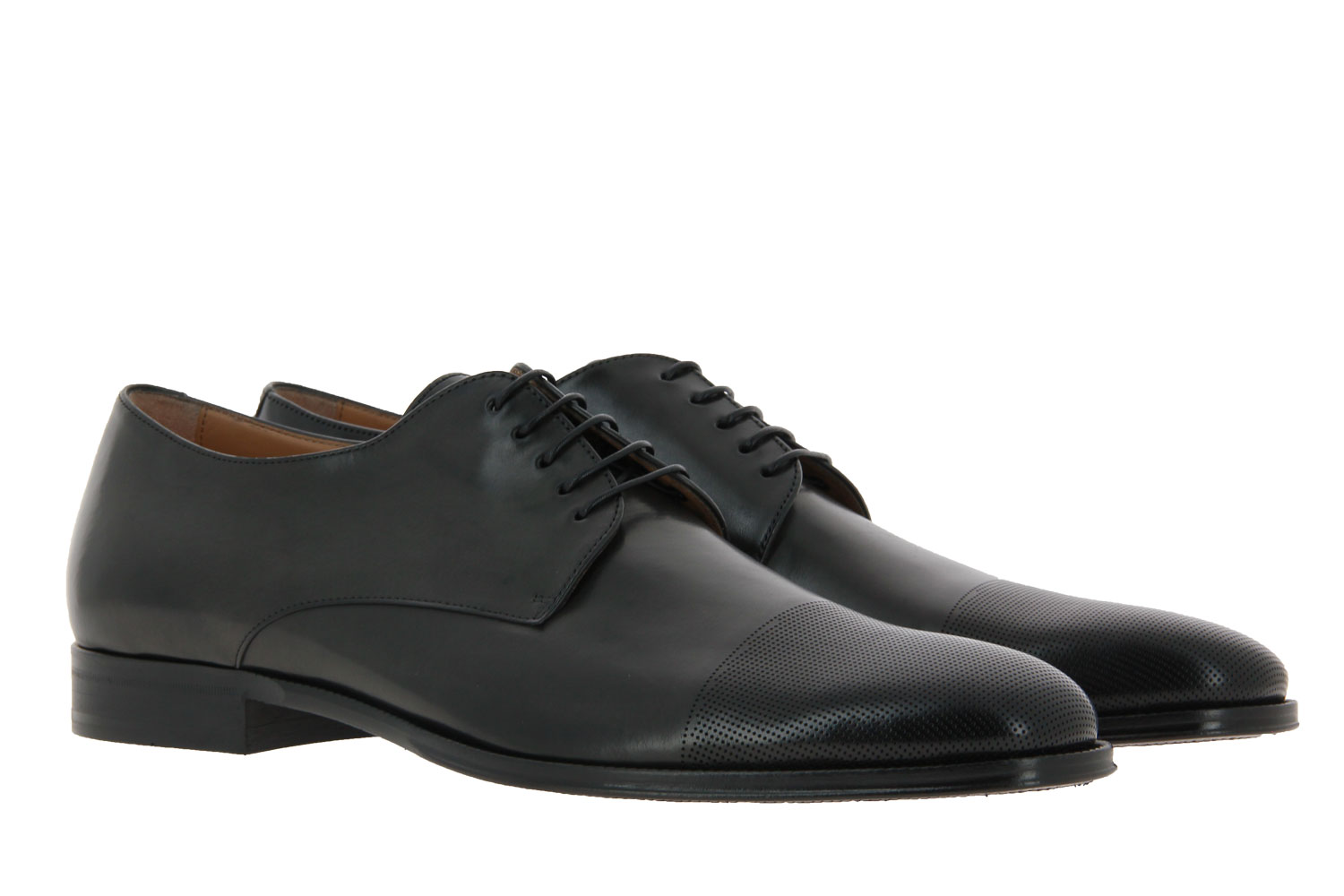 Hugo Boss lace-up CAMBRIDGE DARK GREY