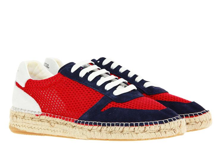 Macarena Man sneaker RUL8 MARINO BLU BLANCO
