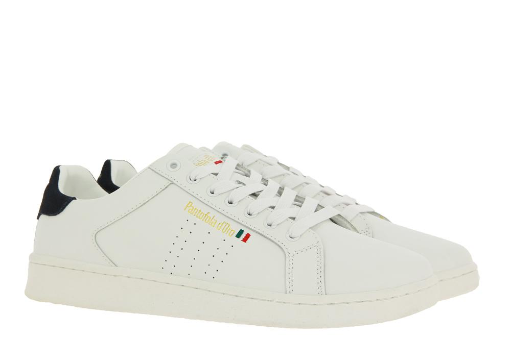 Pantofola d'Oro sneaker ARONA UOMO LOW TRIPLE WHITE
