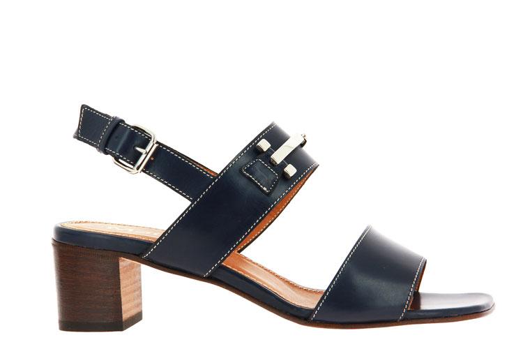 Maretto sandals LEATHER BLUE 9035