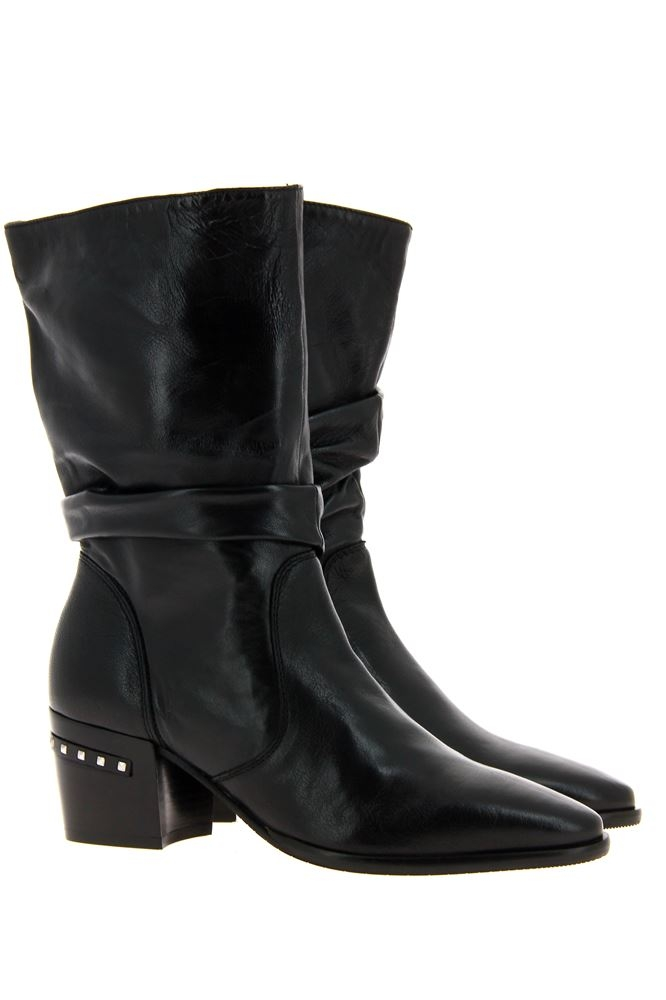 Donna Carolina boots PONCHO NERO DREAM NERO