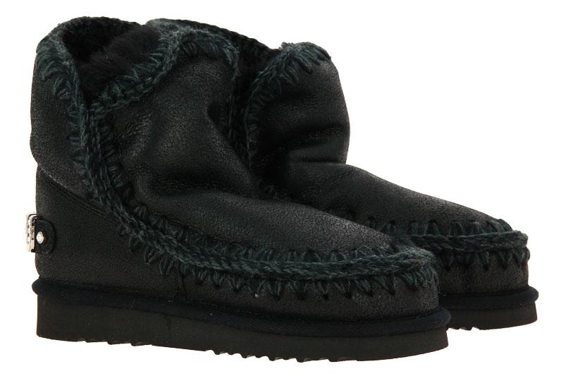 MOU boots ESKIMO 18 CRACKED BLACK GREY
