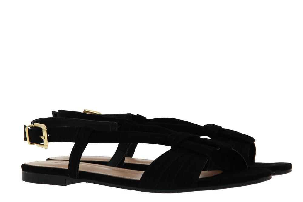 Unique sandals LIZA NOBUCK PRETO